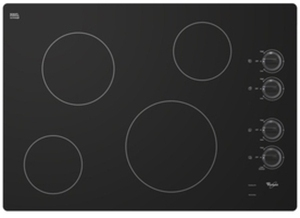 Whirlpool Smooth Surface Electric Cooktop - W5CE3024XB