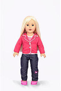 """18"""" Doll Deluxe Outfits"""