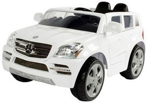 Aria Child 6V Mercedes GL450 SUV