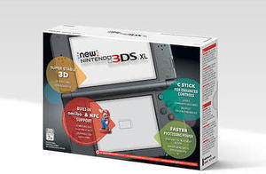 New Nintendo 3DS XL Game System