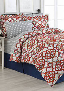 Entire Stock of New Directions & Home Accents Comforter Sets