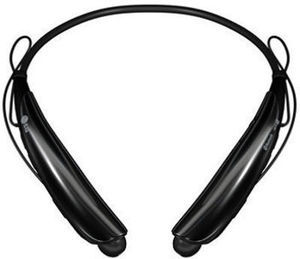 LG Tone Pro Bluetooth Headset - Black