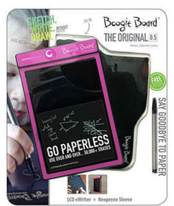 "Boogie Board E-Writer Paperless Memo Pad, 8.5"", Choose Color"
