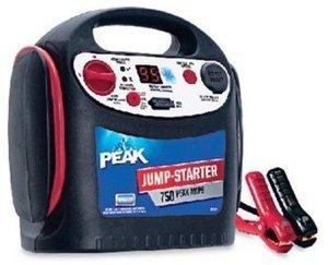 Peak 750 Amps Battery Jump Starter