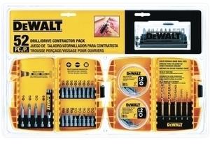 DeWalt 52PC Multi-Bit Drill Drive Set (DW2178-5)