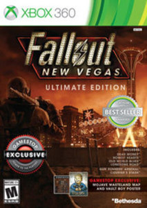 Fallout New Vegas Ultimate Edition Xbox 360
