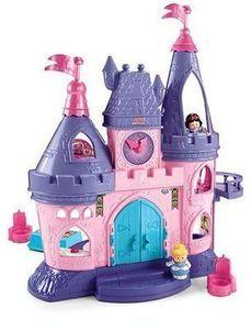 Disney Princess Little People Songs Palace