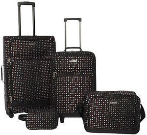 Prodigy Avenue 4-pc. Spinner Luggage