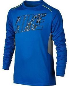 All Boys Nike Long Sleeved GFX Legacy Tops