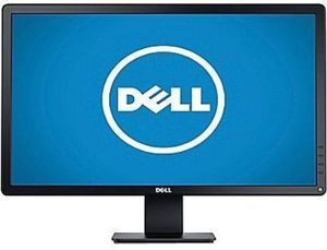 Dell 24-Inch LED-Backlit LCD Monitor