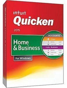 Intuit Quicken Home & Business