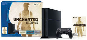PS4 500GB Uncharted: The Nathan Drake Collection Console Bundle