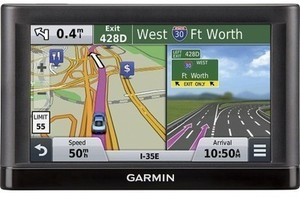 "Garmin nuvi 55LM 5"" GPS with Lifetime Map Updates"