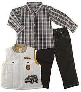 2 & 3pc Sets for Infants, Toddlers, Girls & Boys