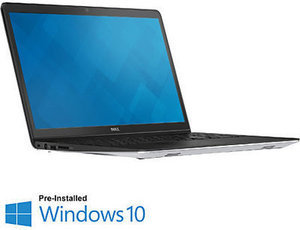"Dell Inspiron 15 5000 Laptop Computer With 15.6"" Screen & 5th Gen Intel® Core™ i5 Processor, Windows® 10, 15-5558 Item # 874047"