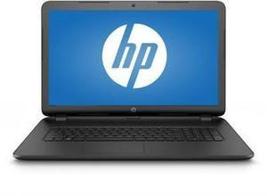 "HP Black 17.3"" 17-p121wm Laptop PC with AMD A6-6310 Processor, 4GB Memory, 500GB Hard Drive and Windows 10 Home"