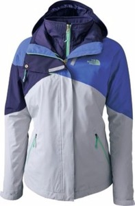 The North Face Women's 3-in-1 Cinnabar Triclimate Jacket