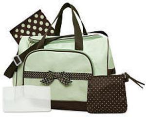 Baby Essentials 4 in 1 Diaper Bag