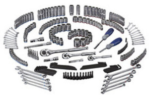 Kobalt 250-Piece Mechanic's Tool Set