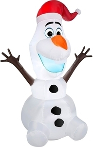 Airblown Disney Frozen's Olaf Inflatable