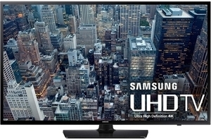 Samsung 55 in. 2160p 4K Ultra HD LED Motion Rate 120 Smart TV UN55JU6400