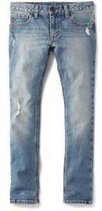 Boys' Super-Skinny Stretch Jeans