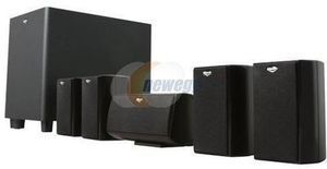 Klipsch HD 300 Compact 5.1 Home Theater with Powered Subwoofer
