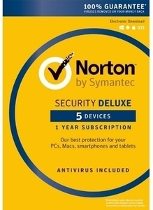 Symantec Norton Security Deluxe - 5 Device