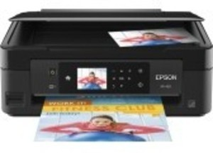 Epson Expression Home XP-420 Small-in-One Wireless All-In-One Printer - Black