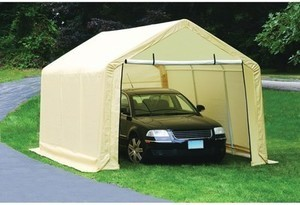 Cover Pro 10 ft. x 17 ft. Portable Garage