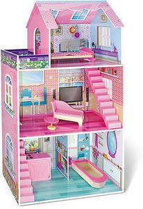 Just Dreamz Wooden Dollhouse