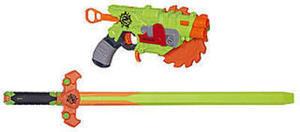 Nerf Zombie Strike Crosscut and StrikeBlade w/ Coupon #6