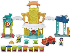 Play-Doh Town 3-in-1 Town Center w/ Coupon #8