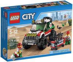 LEGO CITY 4X4 Off-Roader