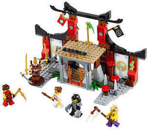 LEGO Ninjago Dojo Showdown