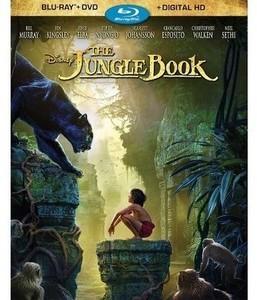 Blu-ray The Jungle Book (Blu-ray/DVD + Digital)