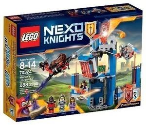 LEGO Nexo Knights Merlok's Library 2.0