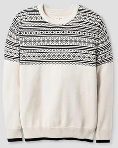 Boys' Cat & Jack Fairisle Sweater