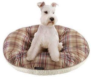 Cuddl Duds Tufted Round Pet Bed