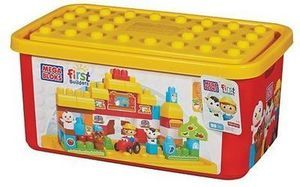 Mega Bloks First Builders Maxi Farm Set