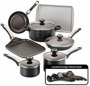 Farberware High Performance 17-pc. Nonstick Cookware Set After Rebate