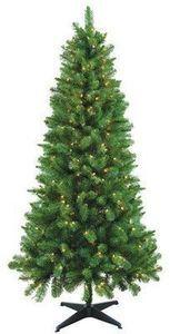 6.5' Delaware Brown Pistol Pine Tree