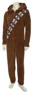 Star Wars Chewbaca Mens Union Suit