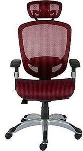 Staples Hyken Technical Mesh Task Chair, Red Staples Hyken Technical Mesh Task Chair, Red
