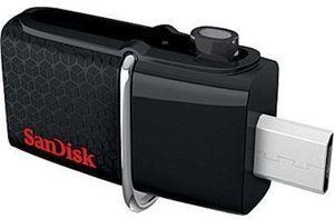 SanDisk Ultra Dual 32GB 130MB/s USB 3.0 Flash Drive
