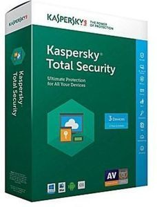 Kaspersky Total Security 2017 for Windows/Mac (1 Year)