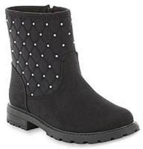 Canyon River Blues Girl's Sophie Black Fashion Boot