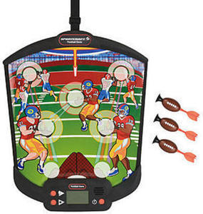 Sport Craft Football Dart Game Football Darts Game