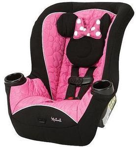 Disney Apt 3D Car Seat