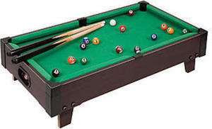 "Sportcraft 27"" Tabletop Billiards"